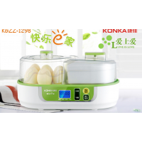 康佳KONKA 快乐e家多功能煮蛋器加酸奶机套装纳豆米酒机