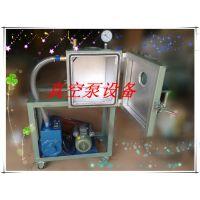 东坑、胶水 树脂胶硅胶工艺脱泡 双级旋片真空泵2X-4/2X-8