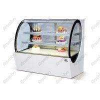 布丁 蛋挞 奶油蛋糕柜 面包展示柜 蛋糕展示柜