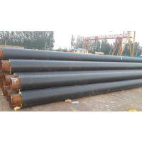 聚氨酯泡沫保温管材质及特点 氰聚塑埋地保温管