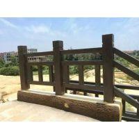 郑州天艺模具水泥财富厂家直销1.5m仿木河提护栏模具