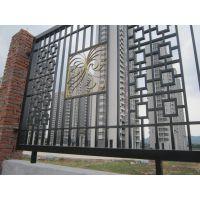 广东江门铝合金栏杆厂家 中山防锈围墙栏杆 佛山组装锌钢护栏
