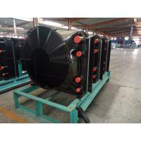 甘肃 生产 制作卧式散热器轴风力发电机组散热铝板翅水箱 厂家批发