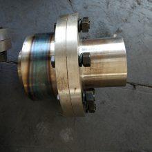 亚重牌φ220双齿CL型齿轮联轴器,补偿两轴相对偏移的性能