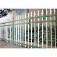 山西供应工厂围墙锌钢护栏 开发区围墙锌钢护栏 庭院围墙锌钢护栏