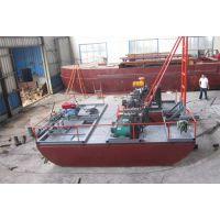 射吸式采沙船抽沙船|抽沙船|青州启航绞吸式抽沙船