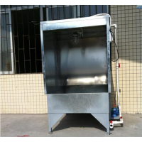 温州市全新流水线 水帘柜 电烤箱 喷油线