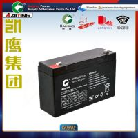 6V10AH蓄电池厂家直销电子称童车电池遥控童车儿童玩具电动车