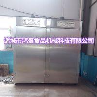 熟食店用烟熏炉生产_熟食店用烟熏炉_鸿盛食品机械