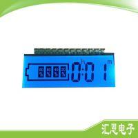 电量加百分比lcd液晶显示屏 电瓶车充电器专用液晶显示模组