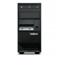 联想服务器TS250 塔式标配E3-1225 主机 4G内存+1T硬盘 含税