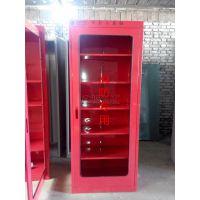 供应金淼牌 1mm厚 红色普通消防柜价格