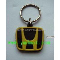 供应pvc钥匙扣 led钥匙扣 车标钥匙扣