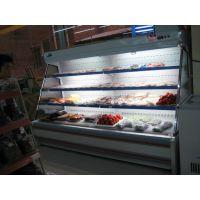 1.5m敞开式一体机组配菜柜 麻辣烫冷藏展示柜 麻辣烫冰柜 风幕点菜柜