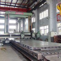 青岛国森机械BXM2033×13M 大型龙门精密刨铣磨床对外加工