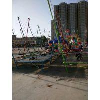 河南国龙游乐设备儿童小蹦极 西安儿童跳跳床 陕西儿童蹦极跳床