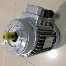 厂家上海德东电机大量批发 (YS100L2-4 3KW)4极小功率铝壳电机