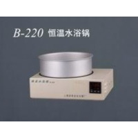 上海亚荣 B-220恒温水浴锅