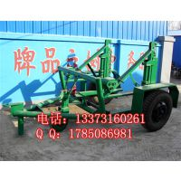 液压电缆拖车 机械电缆拖车 电缆盘拖车