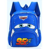 3D汽车幼儿书包 儿童书包幼儿园男童迪士尼3D汽车总动员麦昆卡通可爱宝宝双肩包无锡瑞丰达
