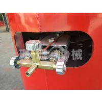 【燃气式栗子机】珊珊ss-08系列用然气炒栗子机 均匀加热颜色油量厂家批发直销