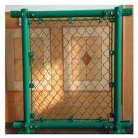 启点厂家直供优质钢板网护栏网 带框隔离网 体育/铁路/机场围网