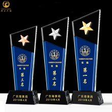 无锡水晶奖牌,汽车行业年会奖杯,年度经销商奖品定制,水晶纪念品定制厂家|典士工艺