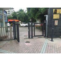 河南郑州小区广告门平开门90度自动门门禁系统厂家公司批发