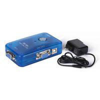350MHz带宽2口塑壳高清VGA分配器迈拓维矩MT-3502-A