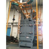 无锡泰源生产大型非标吊挂式抛丸清理机