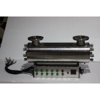 广东在线式水处理器厂家直销960W医药用水消毒器紫外线消毒器