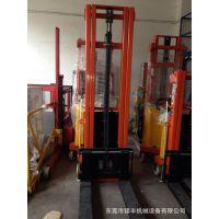 鑫力DYC半自动装卸叉车,电动堆高车,电动叉车厂家