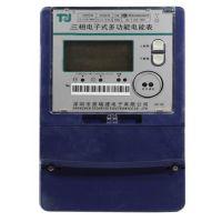 泰瑞捷DTSD876型三相四线电子式多功能电能表