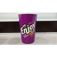 纸桶定制价格 46爆米花桶专版定做 171高爆米花桶 哆哆嘴餐饮纸碗纸桶