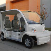 锡牛湖州4座电动观光车,景区游览电动车,看房接送观光车