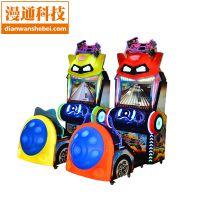 儿童新款赛车游戏机幻影一号赛车中高端场地电玩投币设备厂家