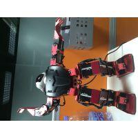 供应MiniRobot 17自由度双足舞蹈机器人