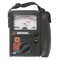 供应安博Amprobe AMB-3模拟兆欧表/绝缘测试仪(500V/1000 MΩ)