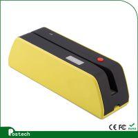 【postech】MSR BTX6蓝牙读卡器全三轨VIP会员积分磁卡读卡写卡器