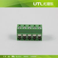MU2.5P/V5.0 PCB印刷电路板端子 欧式接线端子 控制接线端子