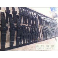 大量供应工矿电机车板弹簧 连铸机板簧 电机车板簧 板弹簧加工