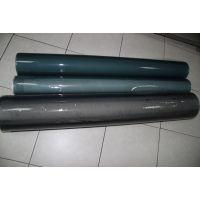 现货供应厚5mm软玻璃餐桌PVC薄膜垫 透明防水免洗水晶桌垫PV