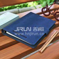 工作记事本、笔记本 环装活页记事本定做 郑州记事本厂家