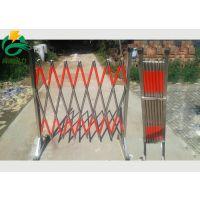 绝缘伸缩围栏定做 不锈钢安全围栏护栏