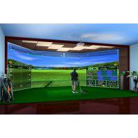 美国E6golf模拟器,模拟高尔夫价格