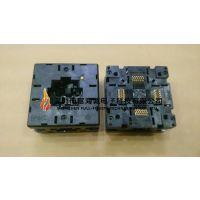 YAMAICHI NP445-048-001 IC插座QFN48PIN 0.5MM间距 测试座