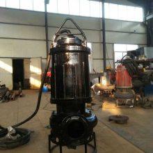 煤泥泵 大流量污泥泵 潜水清淤泵