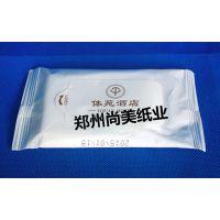 清洁湿巾 广告湿巾定制厂家15516967903