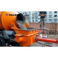 混凝土施工注意事项 搅拌地泵施工更高效