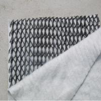 仪征华扬三维复合排水网土工排水板隧道排放水板